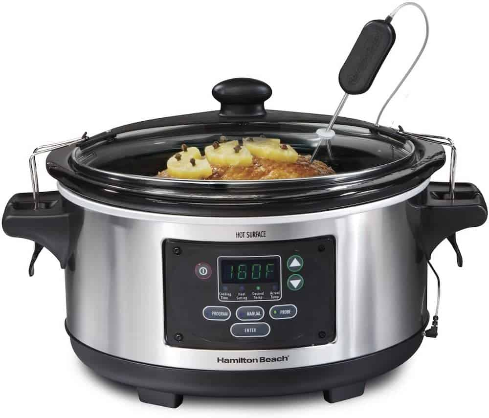 Slow Cooker From Hamilton Beach - Birthday Gift Ideas For Her