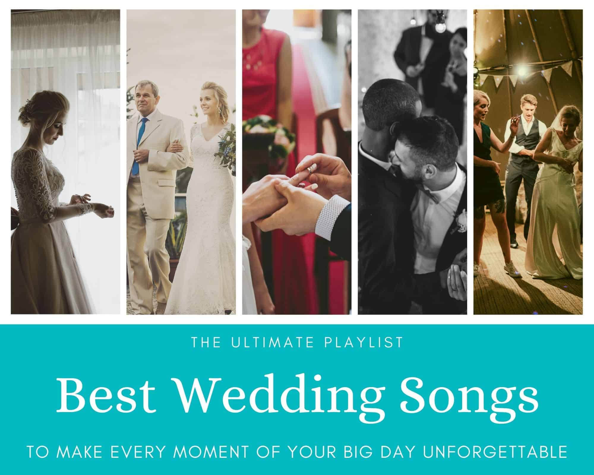 Best Wedding Songs Playlist