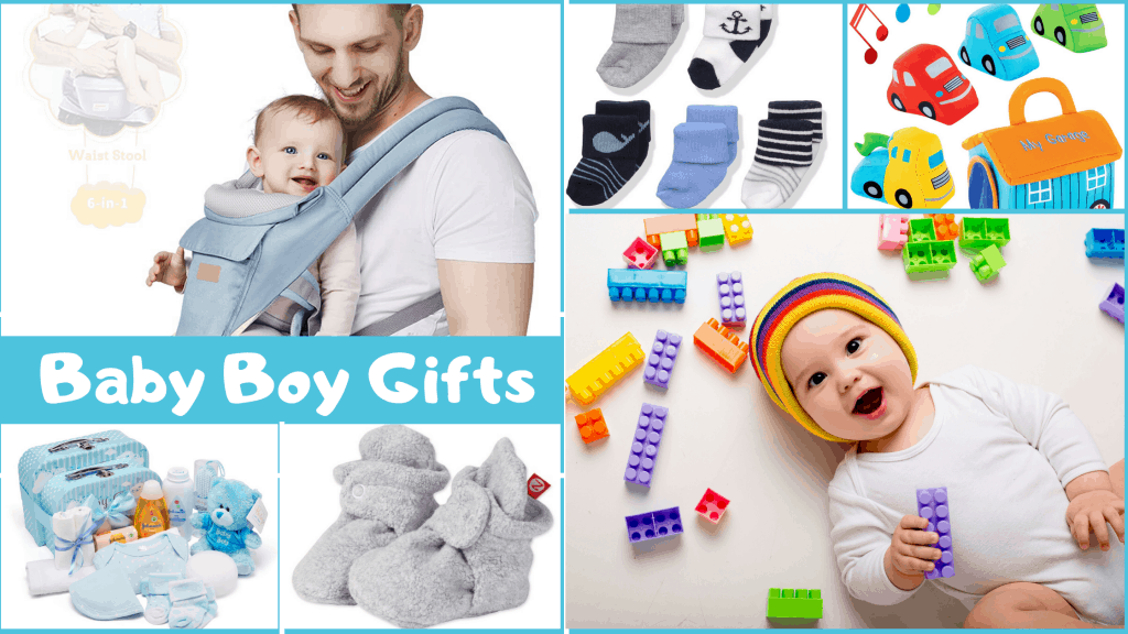 34 Expert-Recommended Baby Gifts for Boys That They Will Actually Need (July 2020)