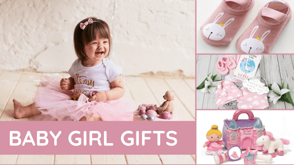 22+ Thoughtful Baby Gifts For Girls – Newborn and Infant Girls Gifts (July 2020)