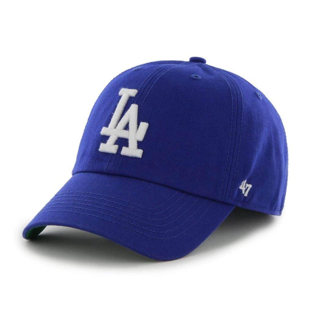 Men's Los Angeles Dodgers New Era Royal MLB Team Classic hat