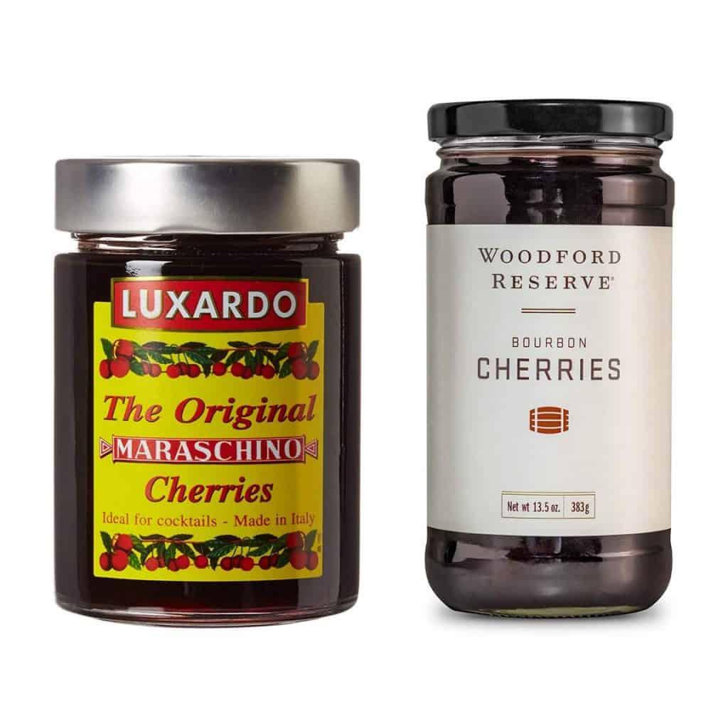bourbon gift ideas: Bourbon Gourmet Cherries