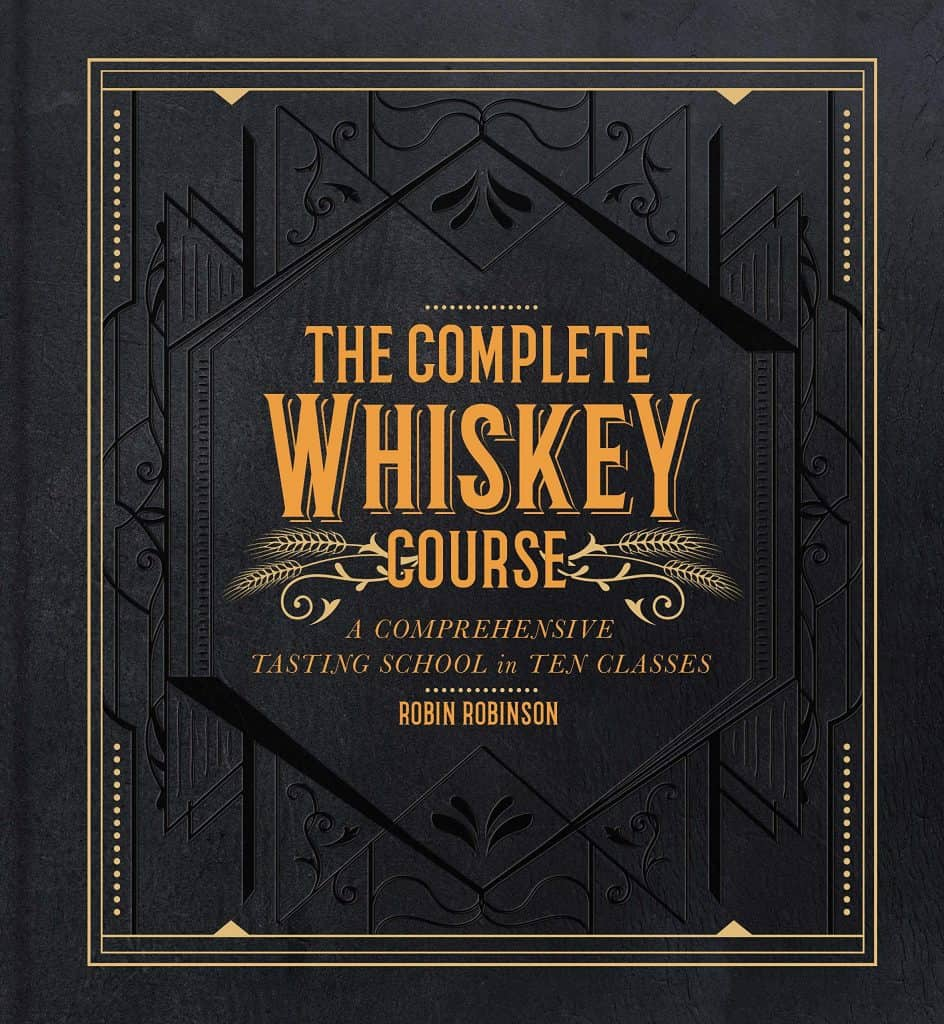 The Complete Whiskey Course guidebook
