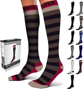gifts for pregnant women: compression socks