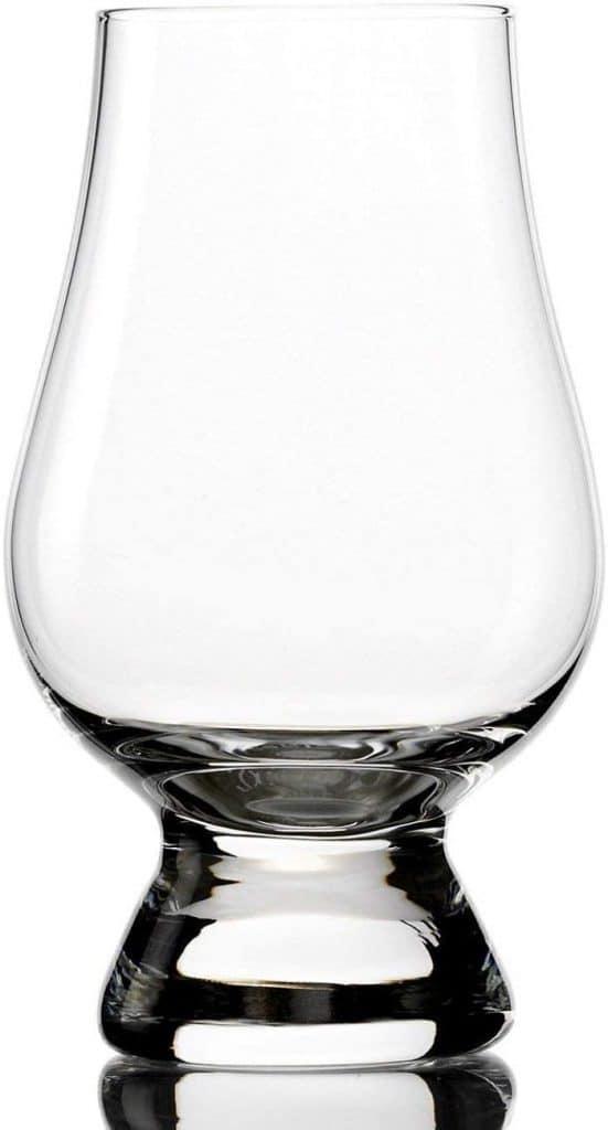 whiskey accessory: Glencairn Whisky Glass