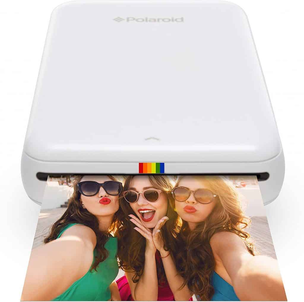baby shower gifts for mom not baby: polaroid wireless mobile photo mini printer