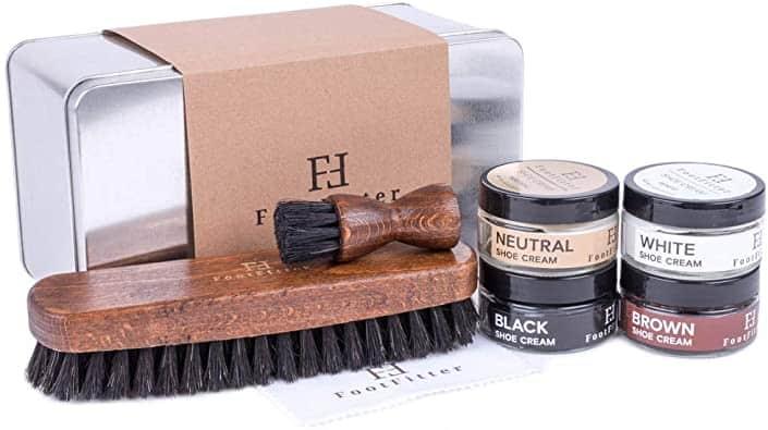 Shoes Care Kit - groomsmen gift ideas
