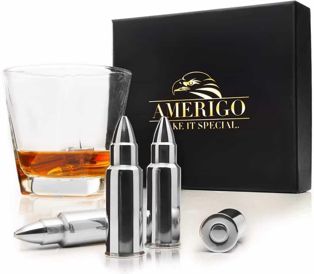 whiskey bullet gift set