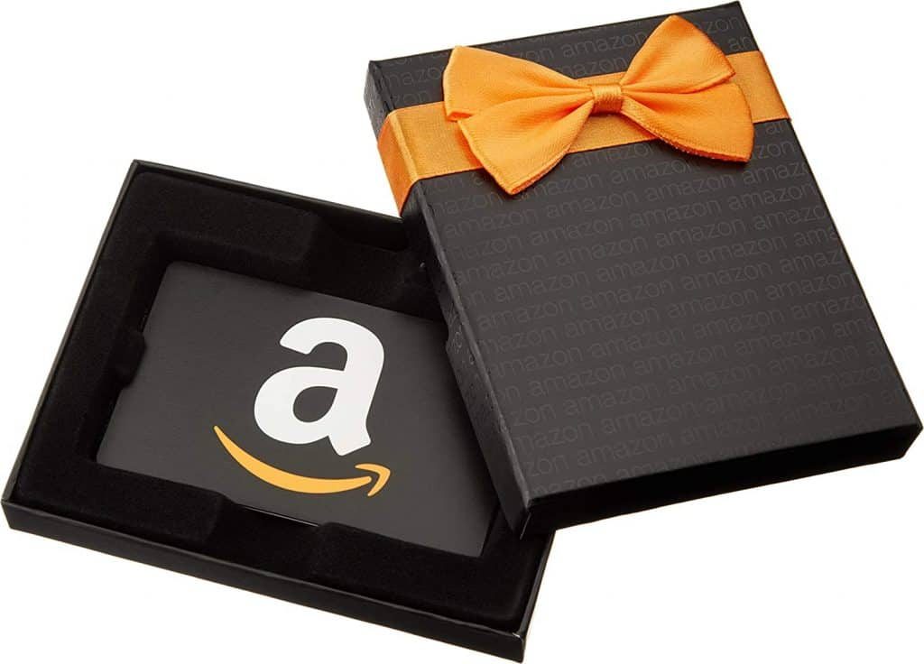 gifts for men who have everything: Amazon.com Gift Card