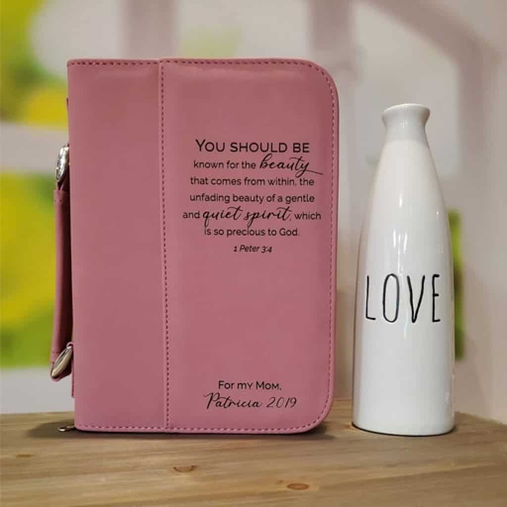 Bible covers - Christian gifts for women