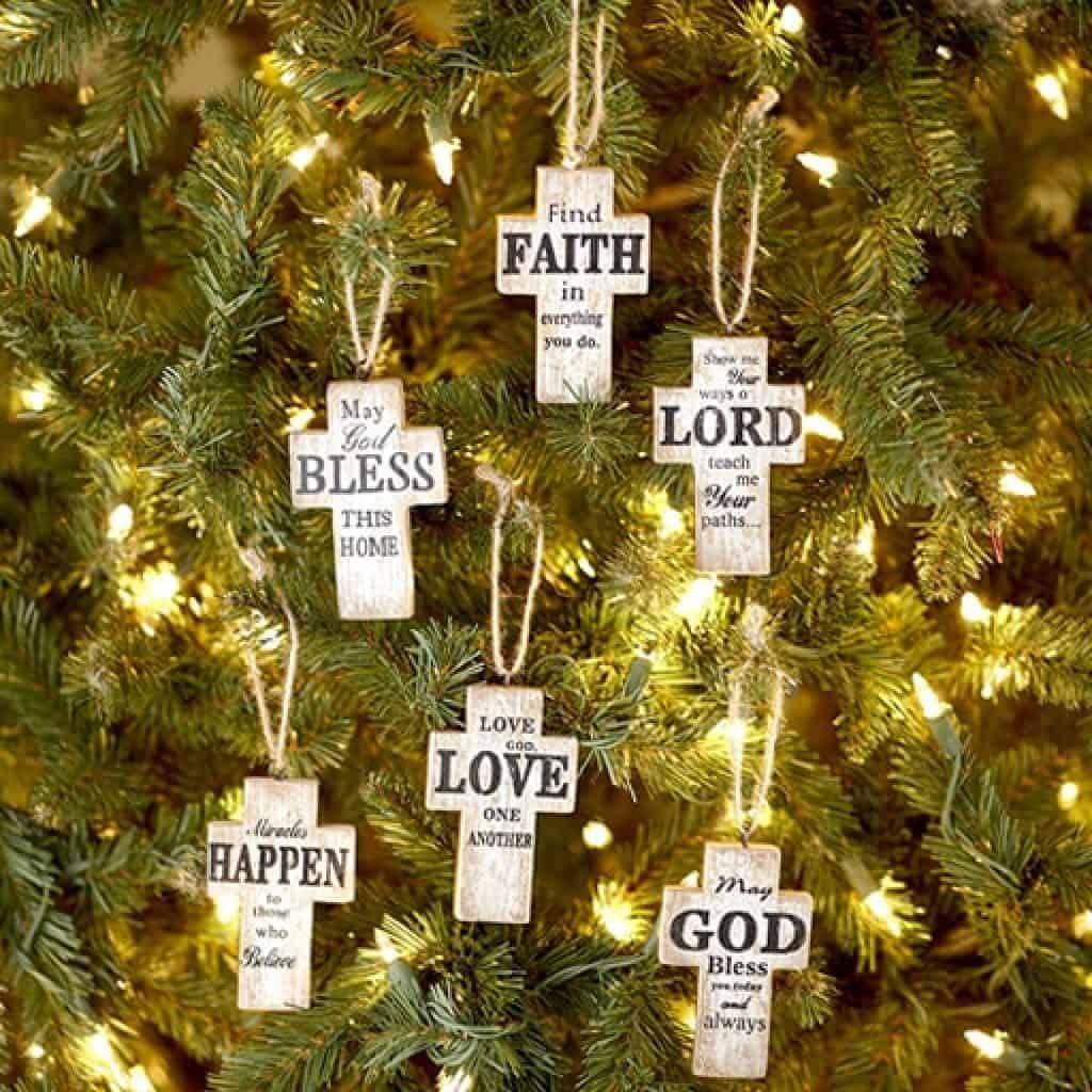 Cross ornaments