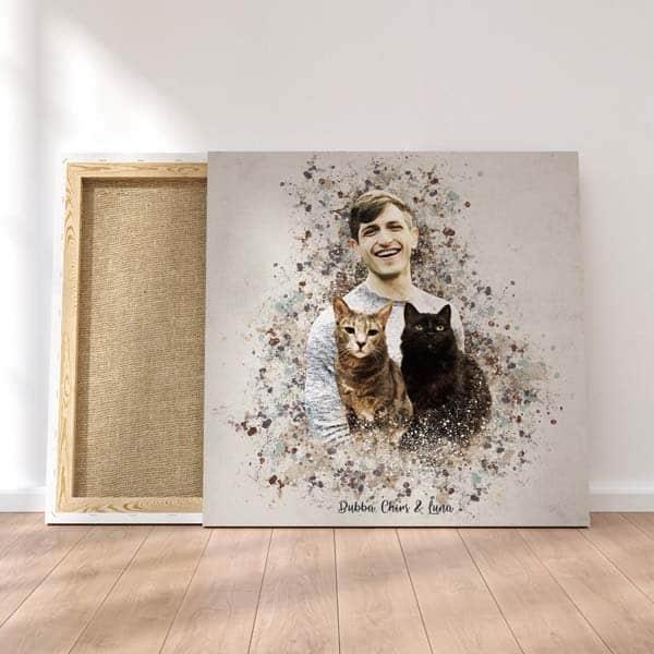 custom pet print