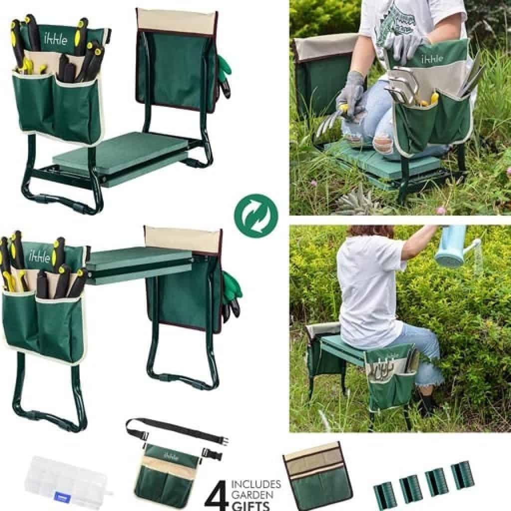 Garden Kneeler and Seat