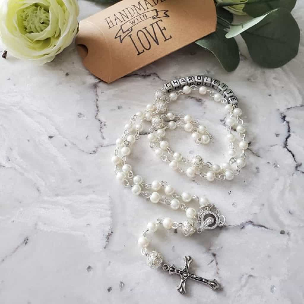 rosary - Christian gifts for women
