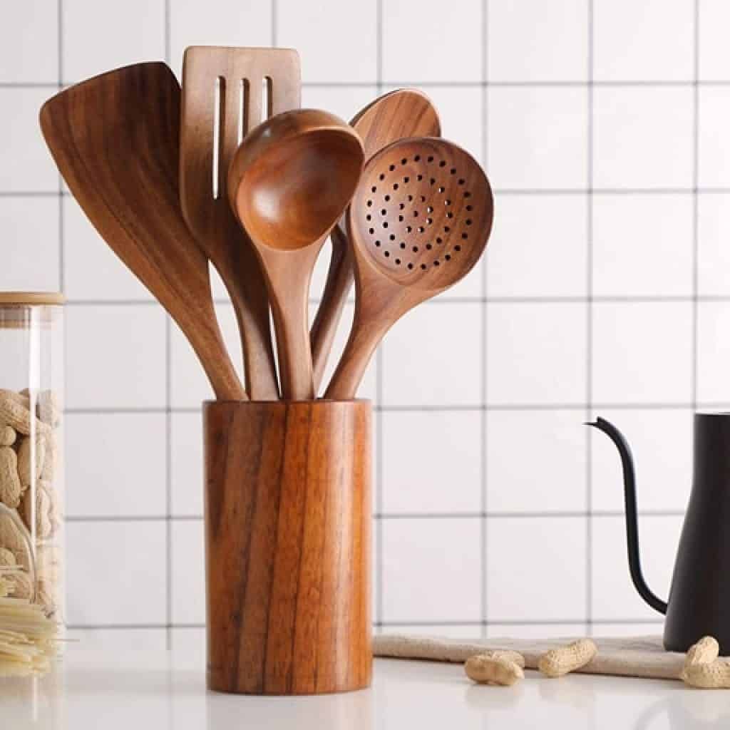 Wooden Cooking Tools