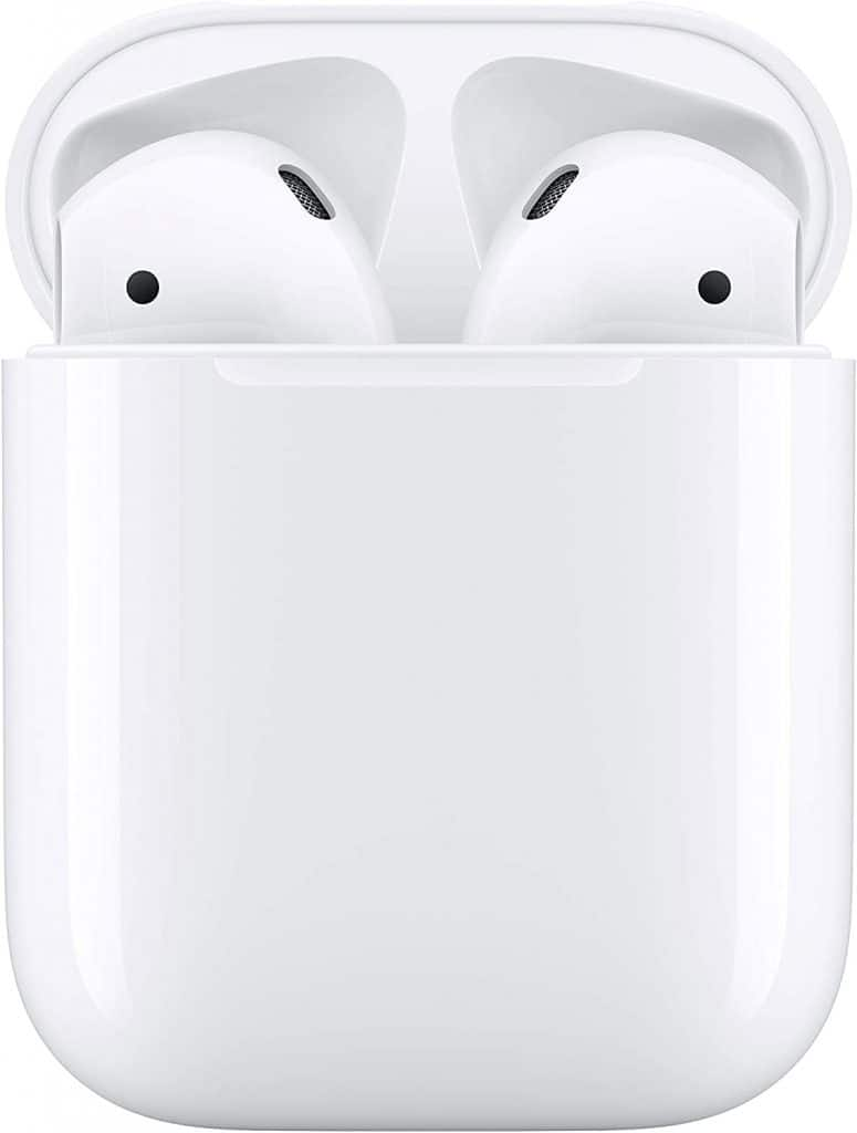 tech gifts for women: apple airpods