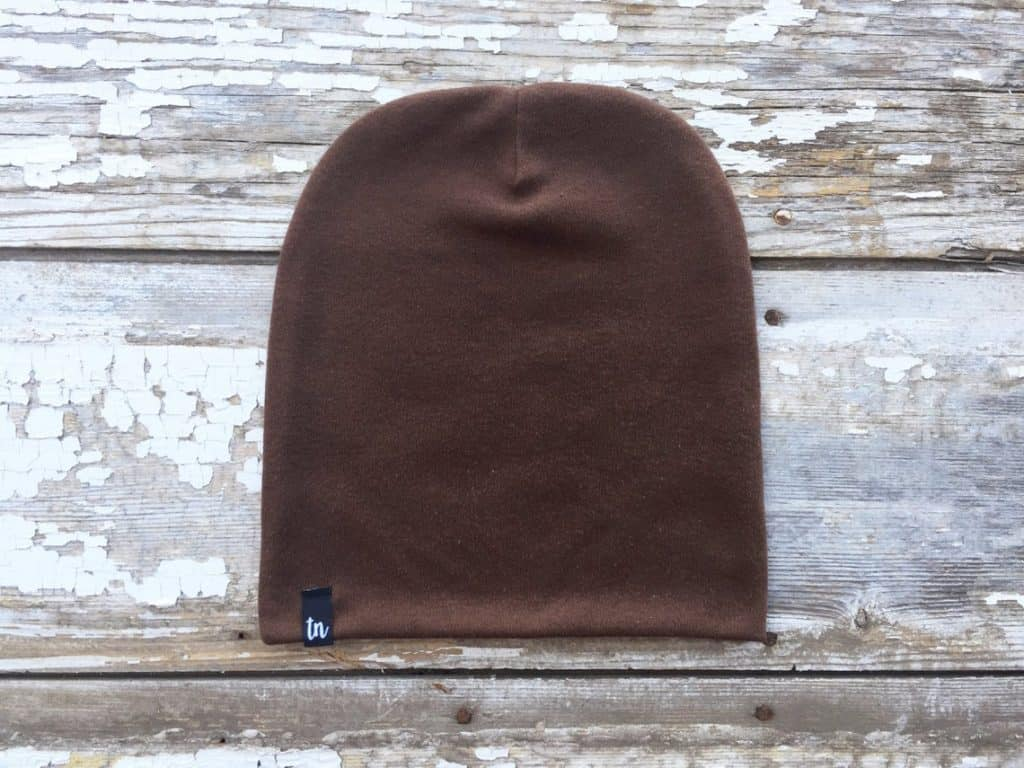 stocking stuffers for boys: slouchy beanie hat
