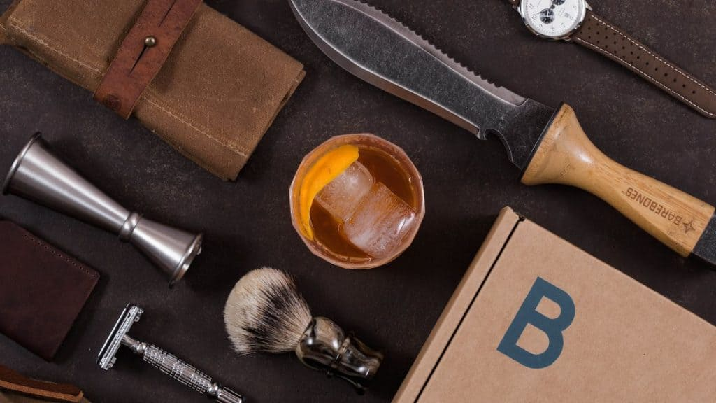 unique gift ideas for men who have everything: Bespoke Post Subscription Box