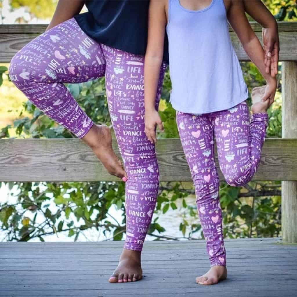 Dance Legging - Gifts for Dancers