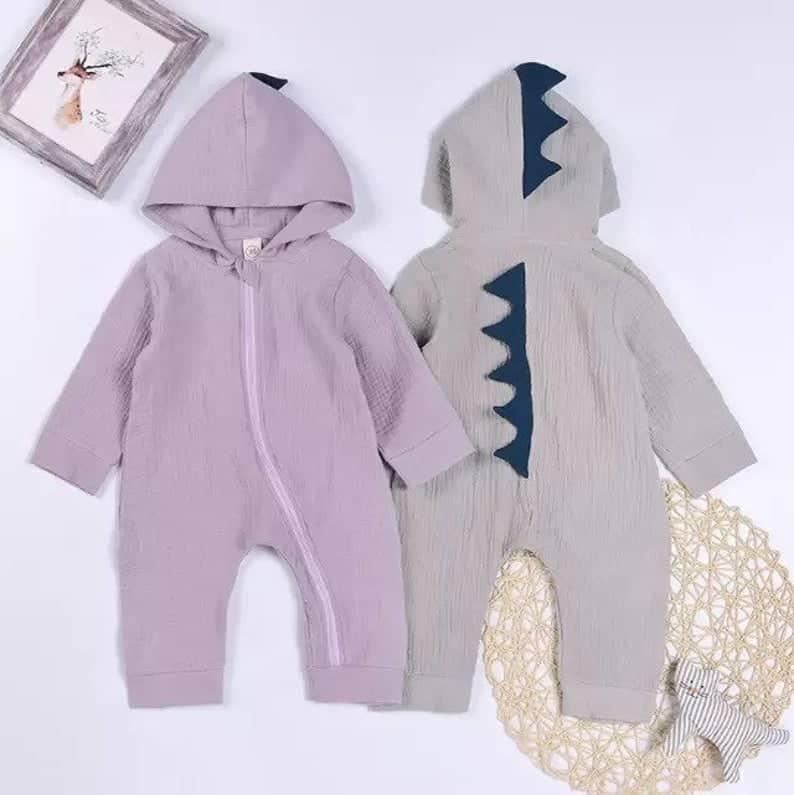 stocking stuffer ideas for kids: dinosaur onesie pajama