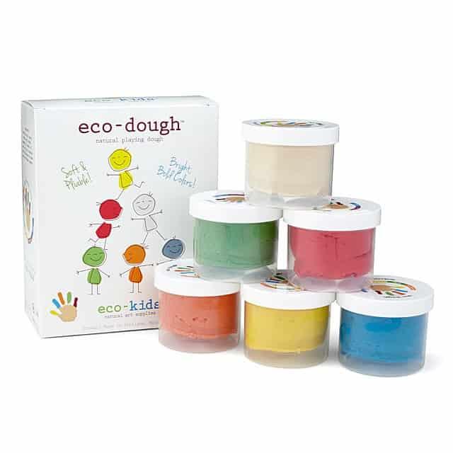 stocking stuffer ideas for boys: eco-dough