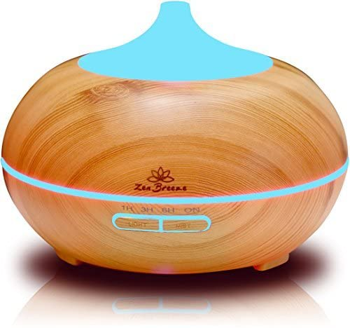 gifts to get your mom for christmas: essential oil diffuser