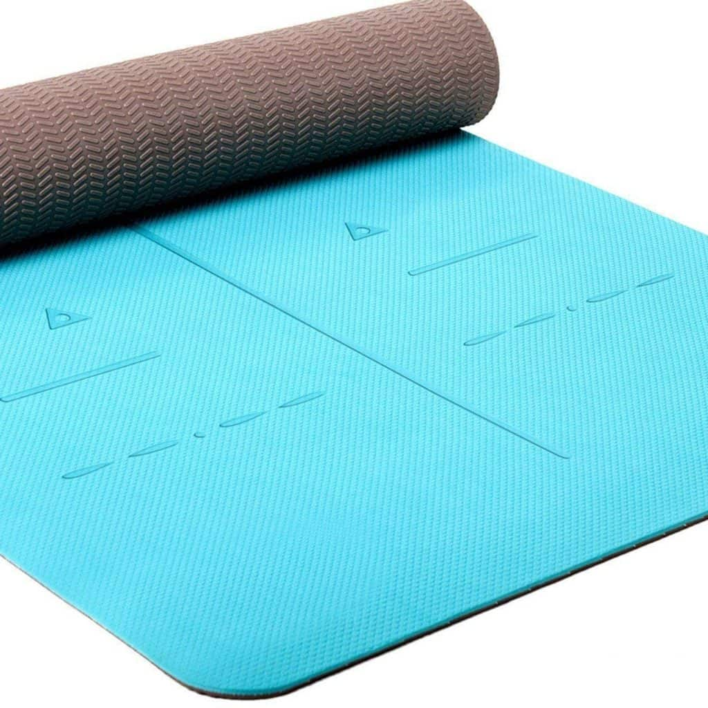 gifts for yoga lovers: eco-friendly yoga mat