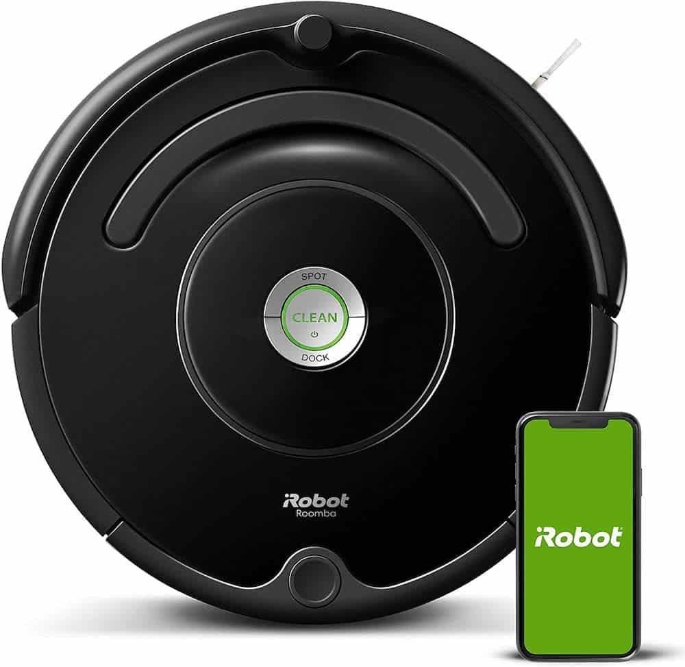 a robot vacuum cleaner for women