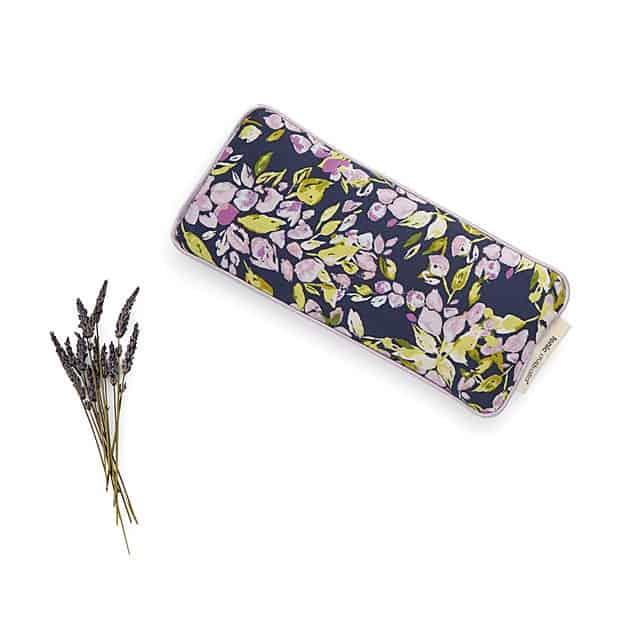 stocking stuffer ideas for women: soothing lavender eye pillow