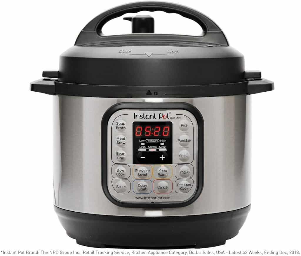 gift for mom: pressure cooker