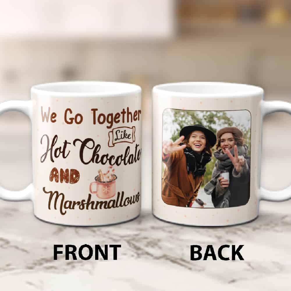 stocking stuffer ideas for teenagers: photo mug