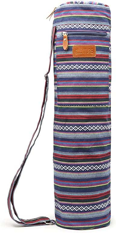 yoga gifts for her: yoga mat carry bag