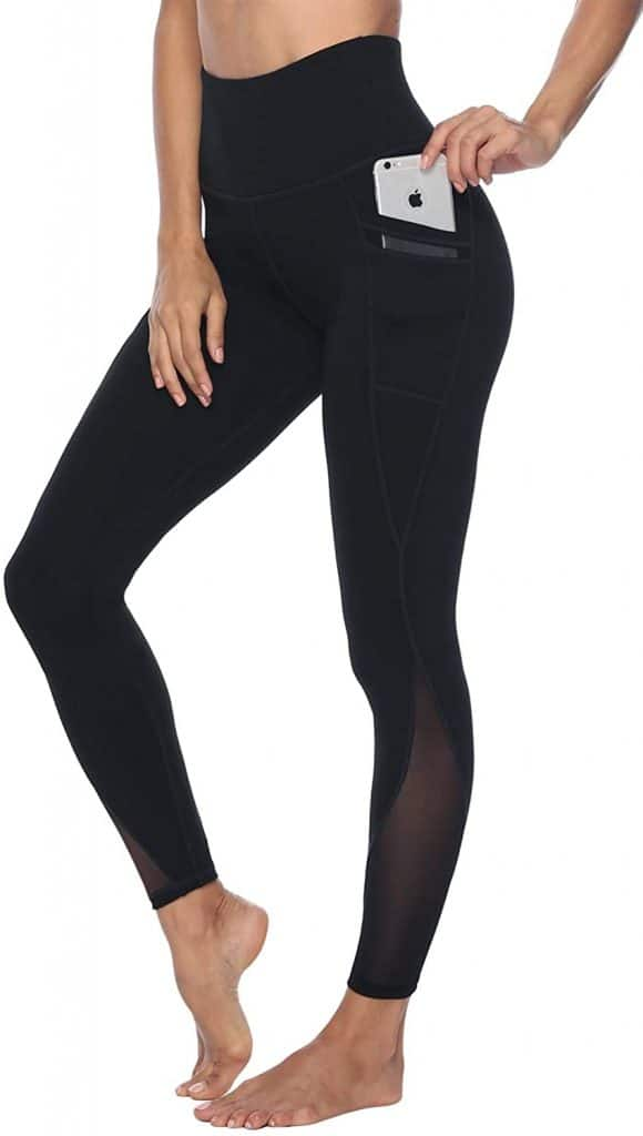 yoga gifts for her: yoga pants