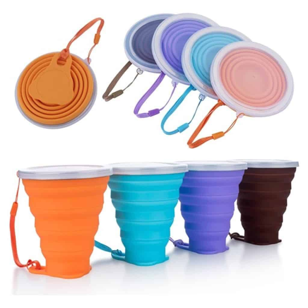 Collapsible Cup - Gifts for Coffee Lovers