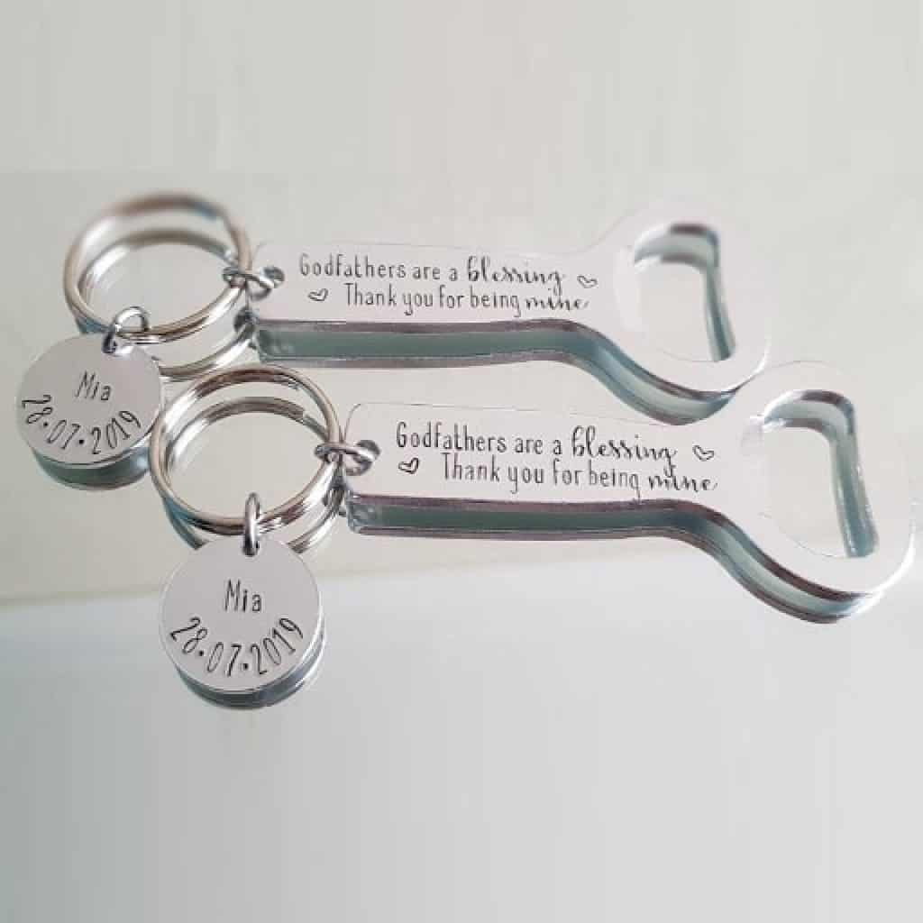 Keyring - Christian Gifts for Men