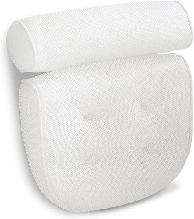 stress reliever gift for her: Luxurious Bath Pillow