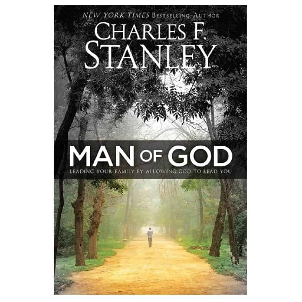 Man of God - Christian Gifts for Men