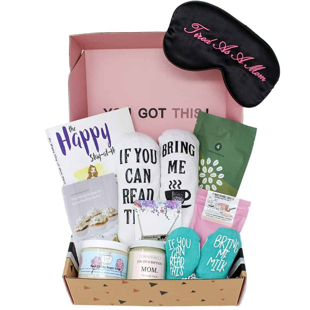 Milky Chic Gift Box for New Moms