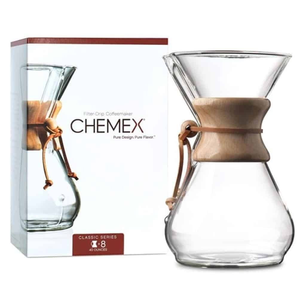 Over Glass Coffee Maker - Gifts for Coffee Lovers