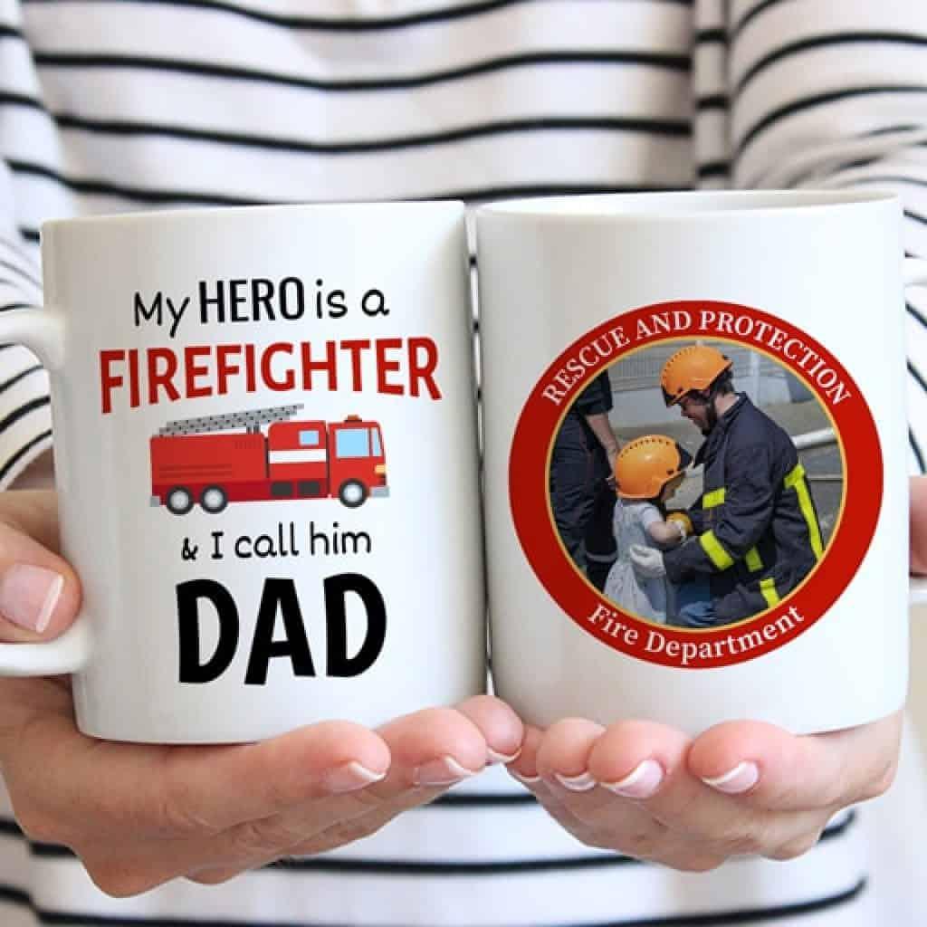 Coffee Mug - Christmas gifts for dad