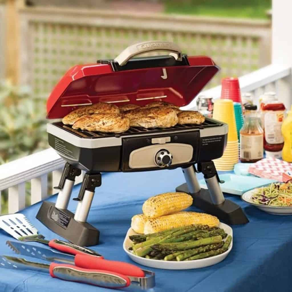 Portable Gas Grill - Christmas gifts for dad