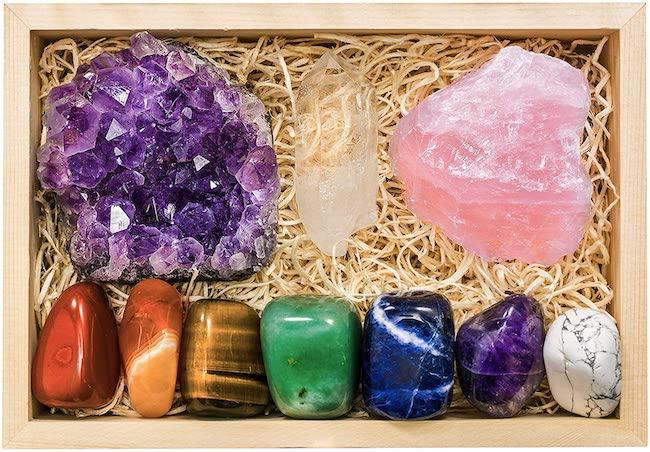 Premium Grade Crystals and Healing Stones