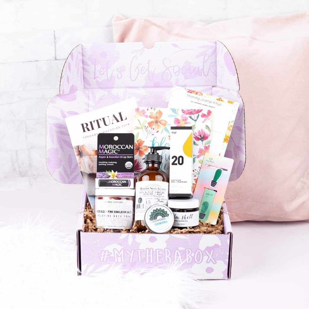 TheraBox - Self Care Subscription Box