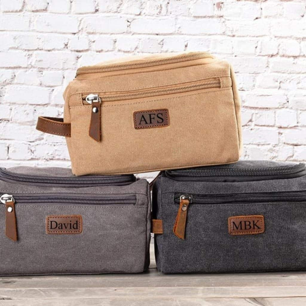 Toiletry Bag - Christmas gifts for dad
