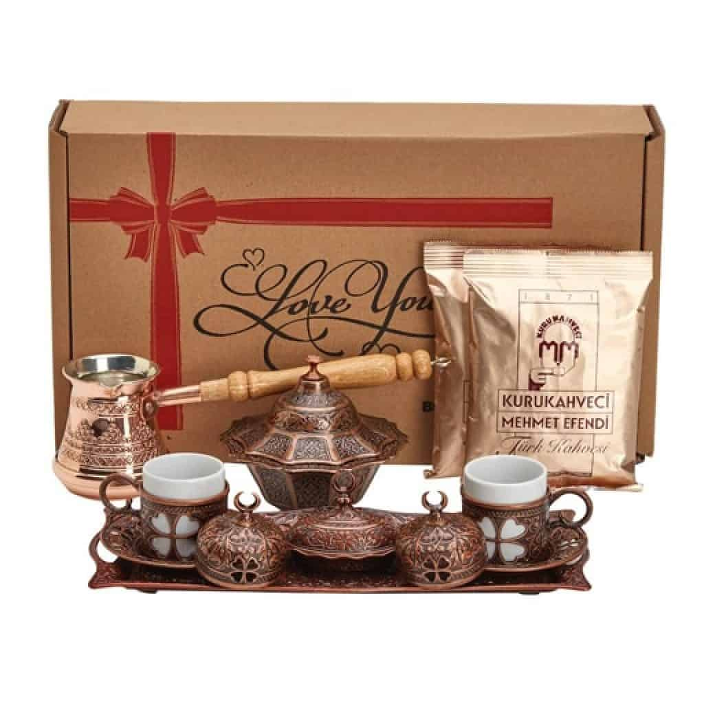 Turkish Coffee Gift Set  - Gifts for Coffee Lovers