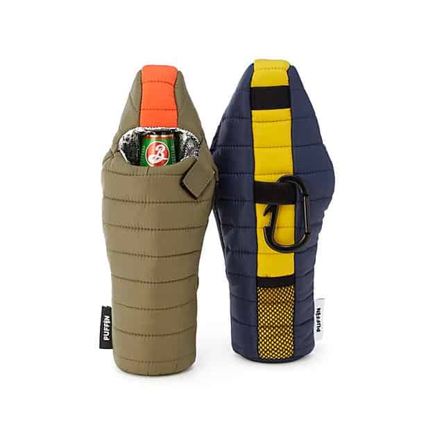 white elephant gift ideas $20: beer sleeping bag