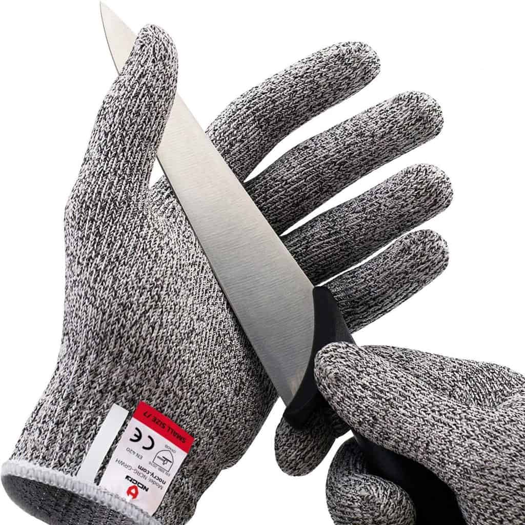 gifts for a chef: cut resistant gloves