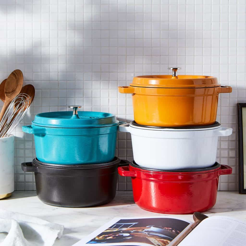 best gifts for cooks: French ovens