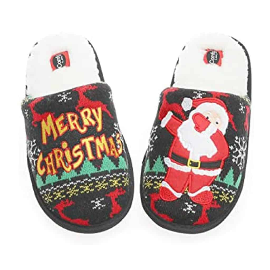 Slippers - Christmas gifts for dad