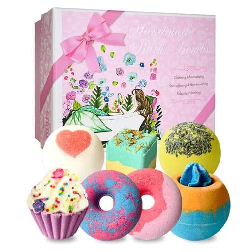 Bath Bomb Gift Set - gifts for your love